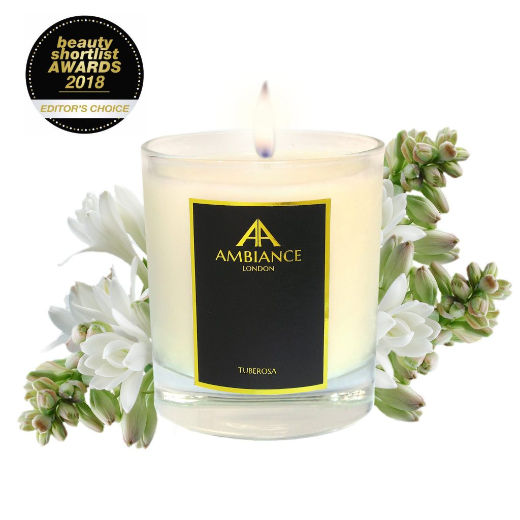 Luxury Scented Candles Floral